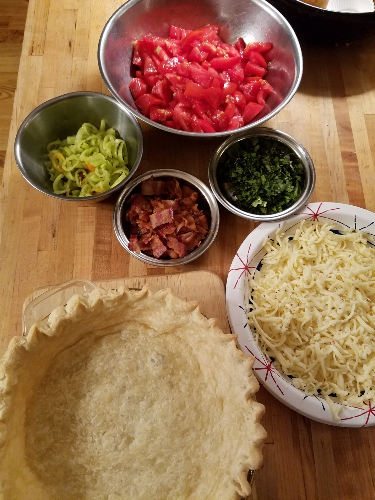 Tomato Pie 1