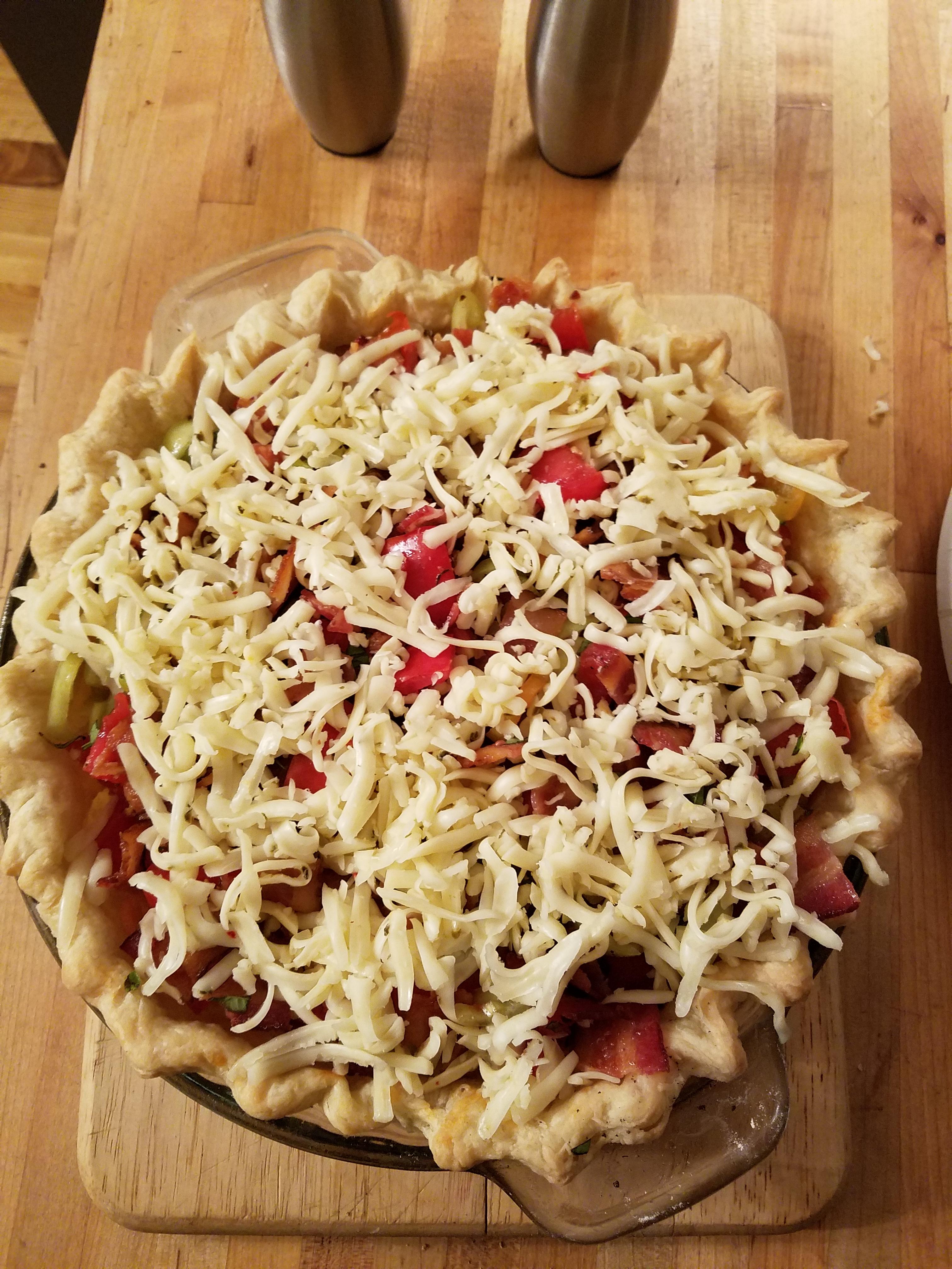 Tomato Pie 2